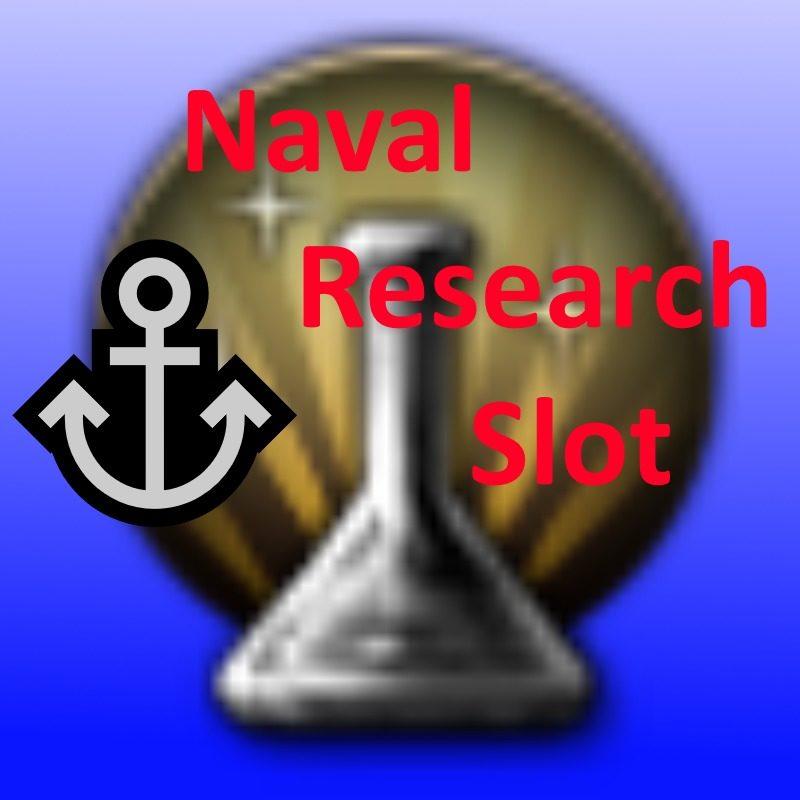 HoI4 [Mod] Naval Research Slot 海軍関連の研究スロット追加